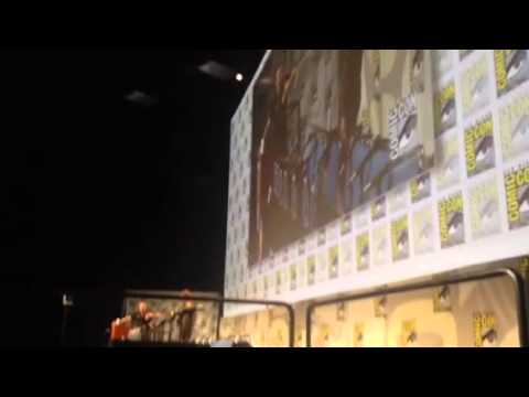 Ryan Reynolds Deadpool Wows Comic Con Hall H #SDCC