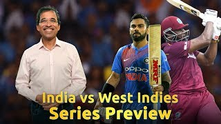West Indies will find it tough to tackle India's top-4 - Harsha Bhogle