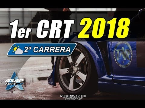 1ª Prueba CRT 2018 - Carrera 2 - Mazda RX-8 Sport CUP