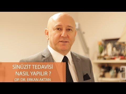 Sinüzit Tedavisi Nasıl Yapılır? - Op. Dr. Erkan Aktan