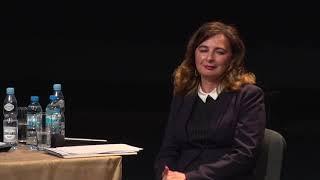 Debata Wyborcza - Artur Kulik (KWW Bezpartyjny Węgrów) i Zofia Paczóska (KW Prawo i Sprawiedliwość