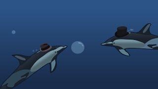 Отсталый дельфин - МульТрэш