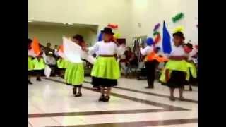 Carnaval de Arapa   Primaria   BARRIO ANTARES