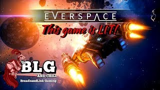 Everspace Gameplay PS4 | First impressions | Live stream