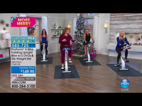 HSN | Healthy Innovations Gifts featuring ProForm Fitness 11.08.2017 - 06 PM