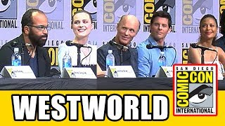 WESTWORLD Comic Con Panel - Season 2, News & Highlights