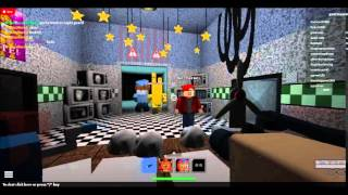 roblox fnaf roleplay part 1