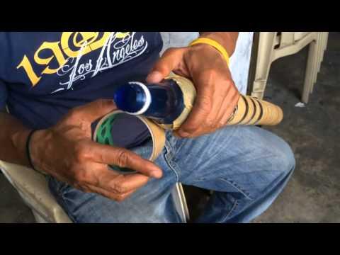Reuploaded: How To Make A Lantaka (Pinoy Noise Maker)