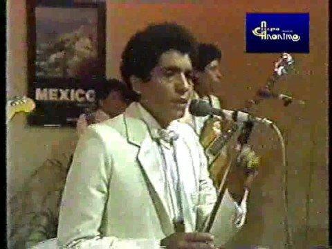 CUMBIA DE HOY - GRUPO ANONIMO -  EN IMEVISION MEXICO