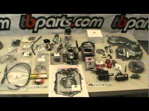 Honda Z50/ Ct70/ 88cc/ engine rebuild/ AHP 4 speed - YouTube