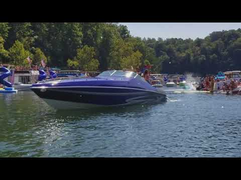 "Lake Cumberland  Poker Run 2017 Harmon Creek ""Spiderman"""