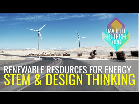 STEM Education: Renewable Resources for Energy