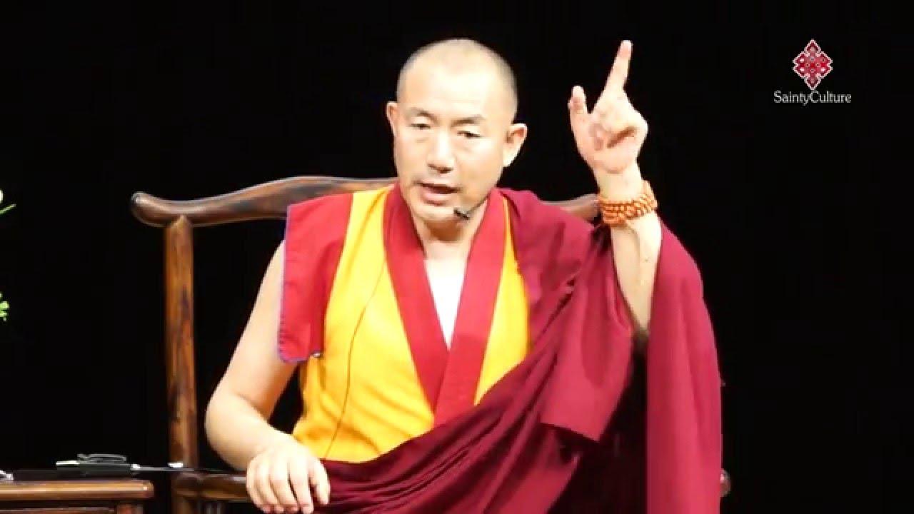 20140412《慈誠羅珠臺灣行》第2場 A.課程 - YouTube