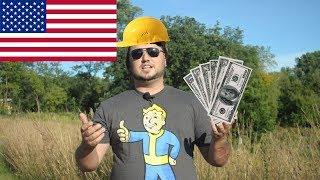 Заработок для людей в США Реклама услуг иммиграции Русская Америка