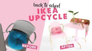 BACK TO SCHOOL IKEA UPCYCLE