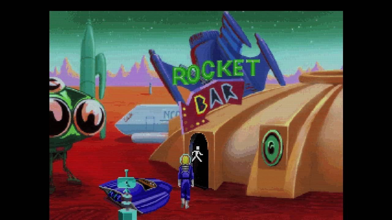 Space Quest I VGA (Munt + CRT Simulation)