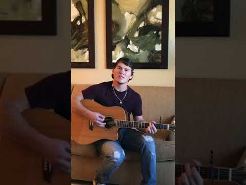 Craig Morgan - that's what I love about Sunday    cover by Bryce Mauldin