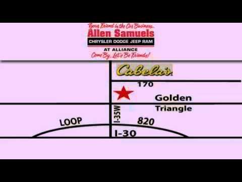Allen Samuels Alliance >> 2012 Ram 2500 Fort Worth Tx Youtube