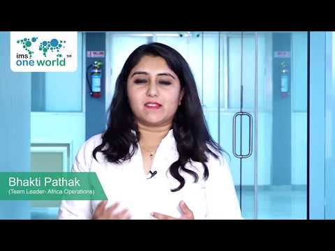 Bhakti Pathak's Experience of Working at IMS one world