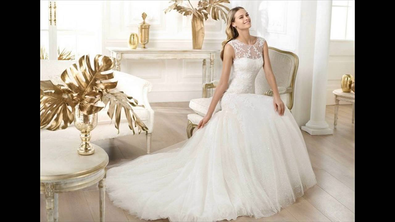 Best Designer Wedding Dresses - All For Fashion Design - YouTube