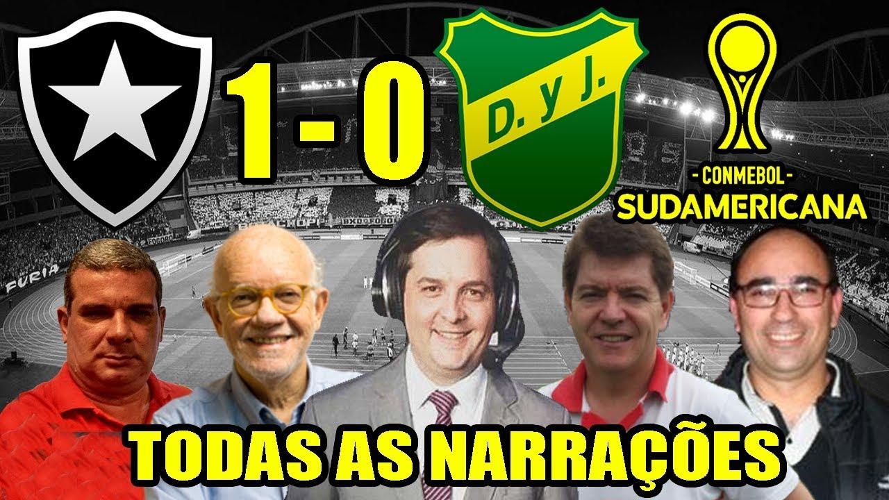 Todas As Narra U00e7 U00f5es Botafogo 1 X 0 Defensa Y Justicia