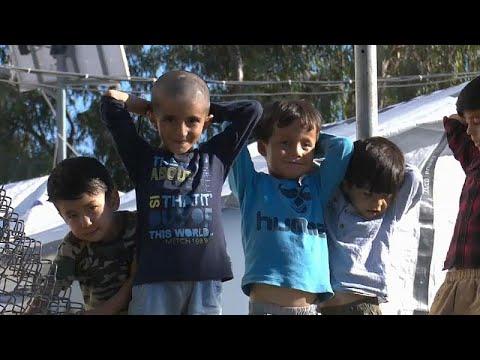 """Nova Guantánamo"" de Lesbos tem mais de 8000 migrantes"