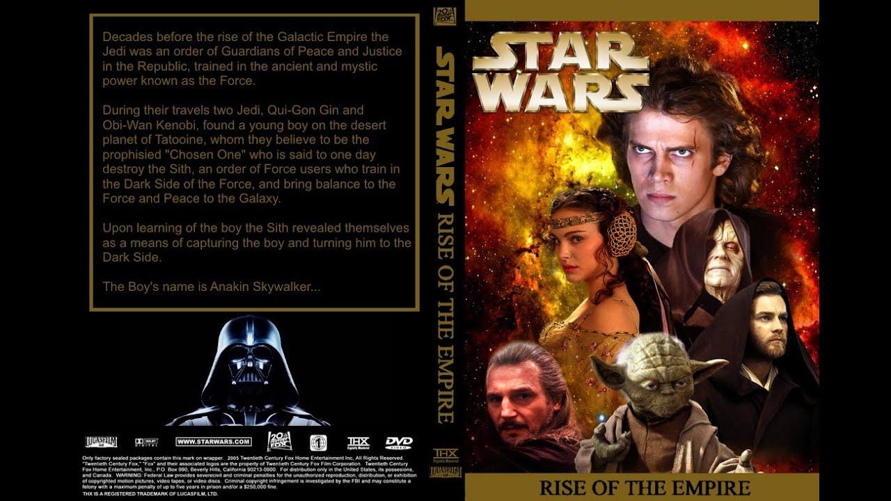 Star Wars Rise Of The Empire Trailer Fan Edit Youtube