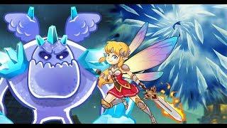 EverWing - Boss Raid | lvl 10 ULTRA Spike w/ Alice no sidekicks