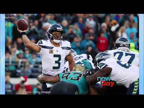 Late-game ugliness mars Seahawks' 30-24 loss in Jacksonville - New Day Northwest