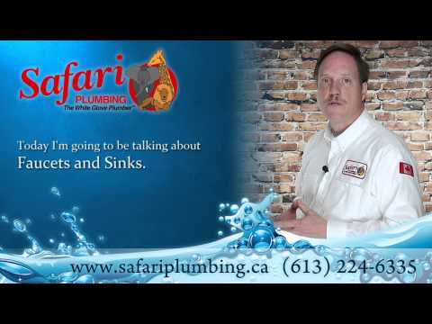 Faucets and Sinks - Plumbing Ottawa - Plumbers in Ottawa, Ontario