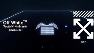 Off-White 1v1 Carte 'Code' Fortnite Créatif