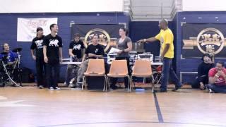 Breakers Delight 10th Anniversary, 2011: Judge Showcase (Ken Swift, Toyz are Us, El Nino)