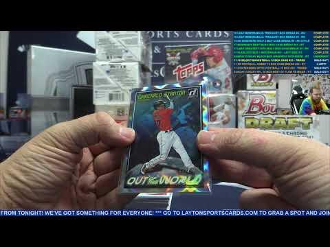 Sunday Funday MLB 20 Box Greatest Hits of Flawless Treasures Baseball Mixer – RANDOM TEAMS