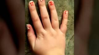 Красивые рисунки на ногтях
