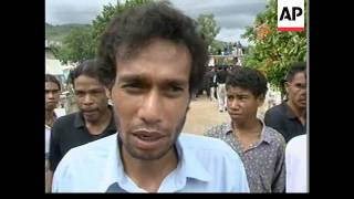EAST TIMOR: DILI: ANNIVERSARY OF 1991 MASSACRE MARKED