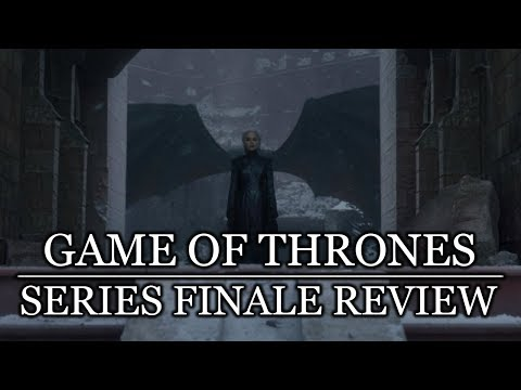 Game of Thrones | Season 8 Episode 6 'The Iron Throne' Review