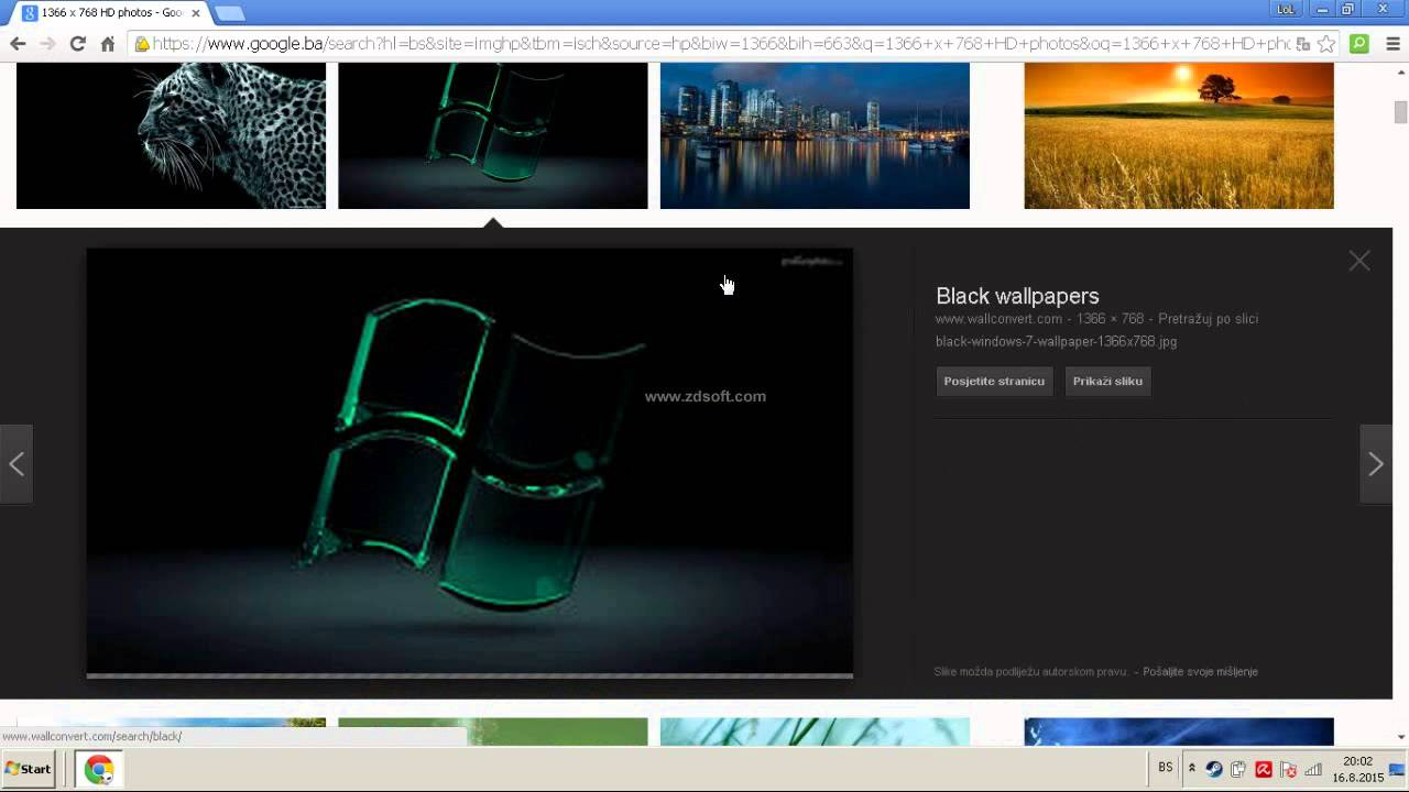 how to make your wallpaper slideshow on windows 7 hd