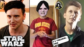 TOP Finalists for DARTH SIDIOUS VOICE Casting!! - Star Wars Theory Vader Fan Film