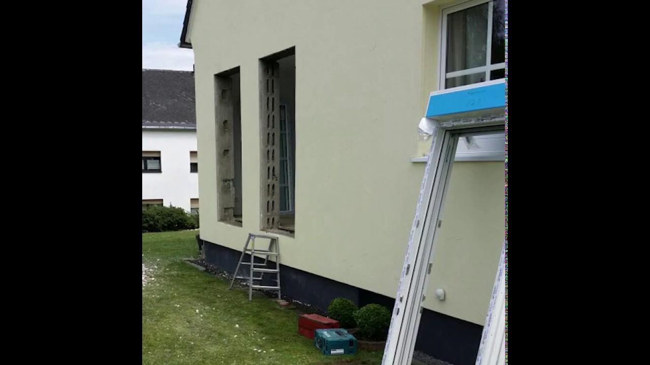 Fensterdurchbruch Mauerwerk (Slideshow) - Dornbach Spezialabbruch Gmbh