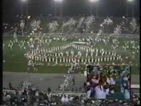Shikellamy Marching Braves (1989 Pennsylvania State Championships)