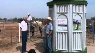Cabanacan-portable Toilet At Ranch 2011.wmv