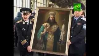 В северную столицу прибыла икона святителя Феодосия(В северную столицу прибыла икона святителя Феодосия. Таким образом черниговский святитель вновь посетил..., 2012-11-05T14:15:33.000Z)