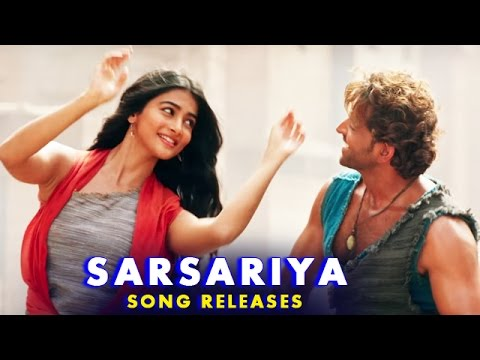 SARSARIYA Video Song Out | Hrithik Roshan...