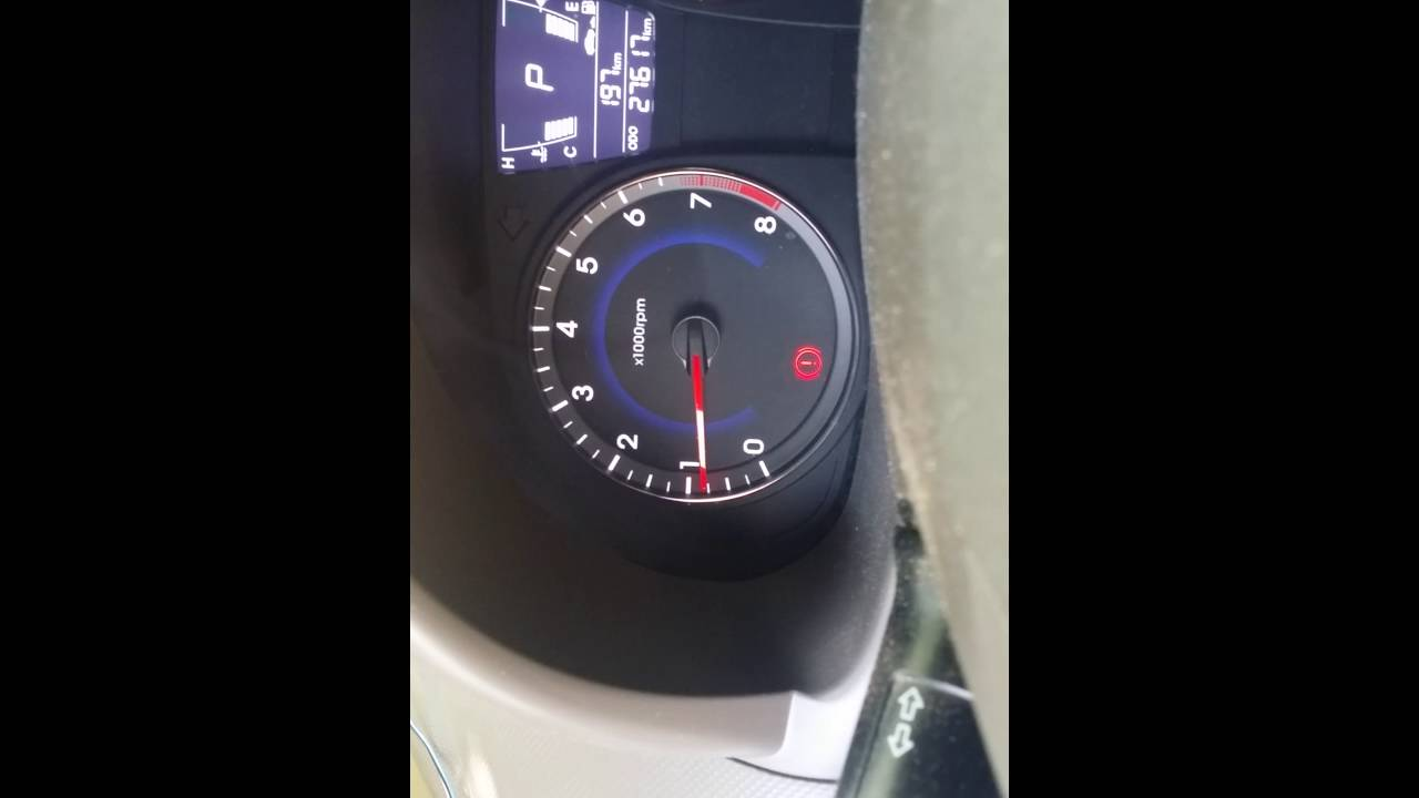 Grinding noise when accelerating