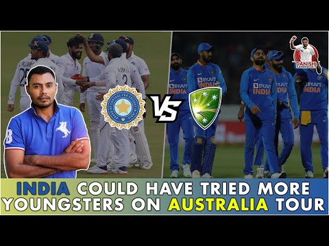 India Could Have Tried More Youngsters On Australia Tour | Danish Kaneria