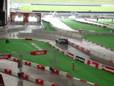 Rally Japan Sapporo Dome Super SS