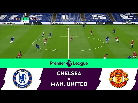 Chelsea v Manchester United | English Premier League 2021 Matchday 26