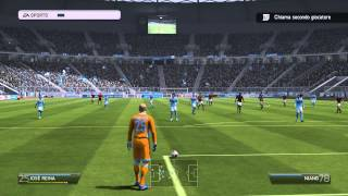 Fifa 14 (w/ ilRob) | gameplay ita pc #1
