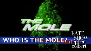 The Mole: Trump Administration Edition
