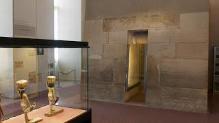 La chapelle du mastaba d'Akhethétep au Louvre - Ep. 4 : Une nouvelle mise en scène pour la chapelle